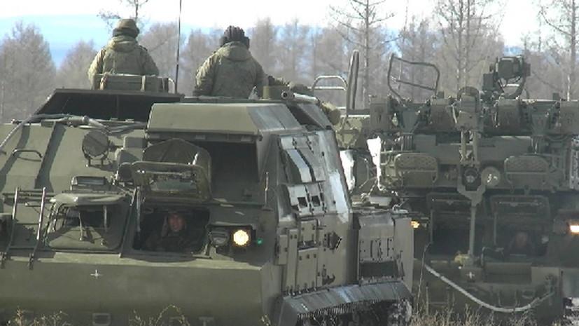 В Бурятии начались учения с применением комплексов ПВО