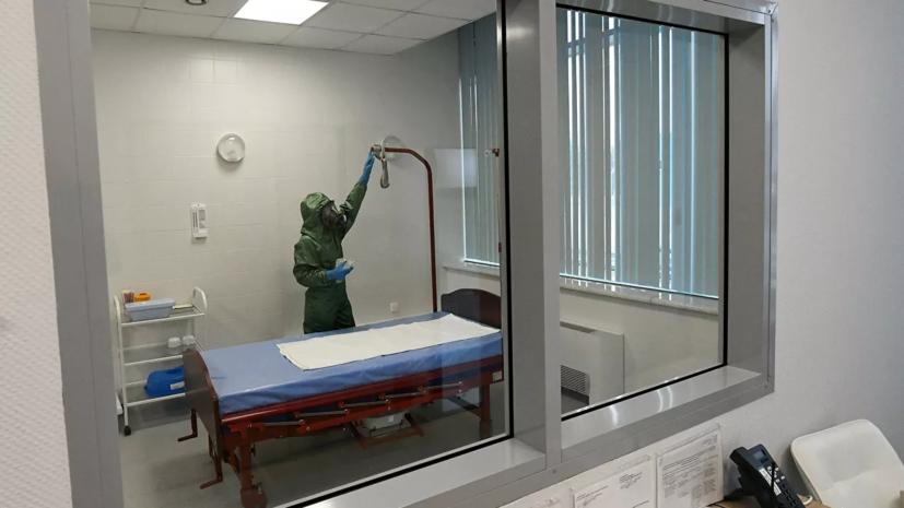 В России не выявили новых случаев заболевания коронавирусом
