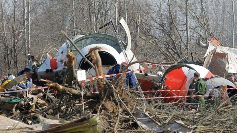 Премьер Польши намерен посетить Смоленск в годовщину катастрофы Ту-154