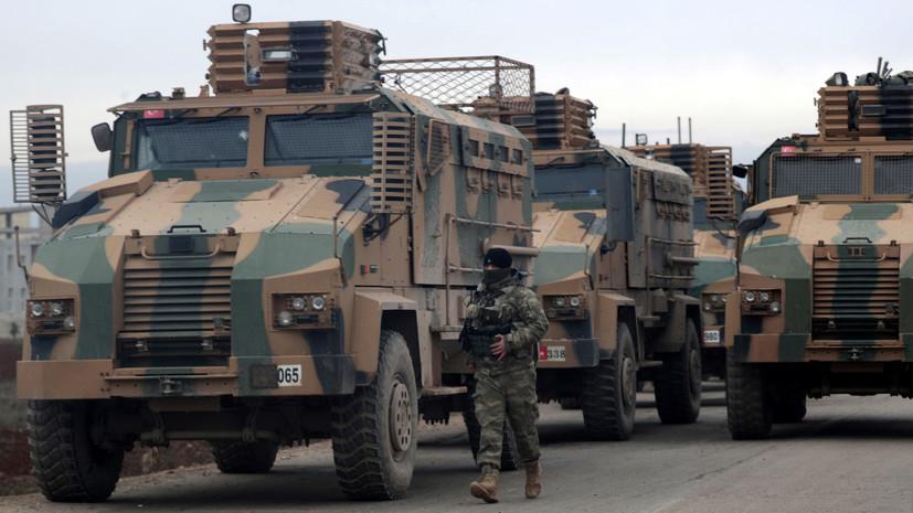 США не исключают помощь Турции в Идлибе разведданными и оборудованием