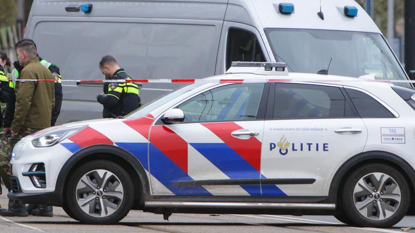 Письмо с бомбой взорвалось в офисном здании Амстердама
