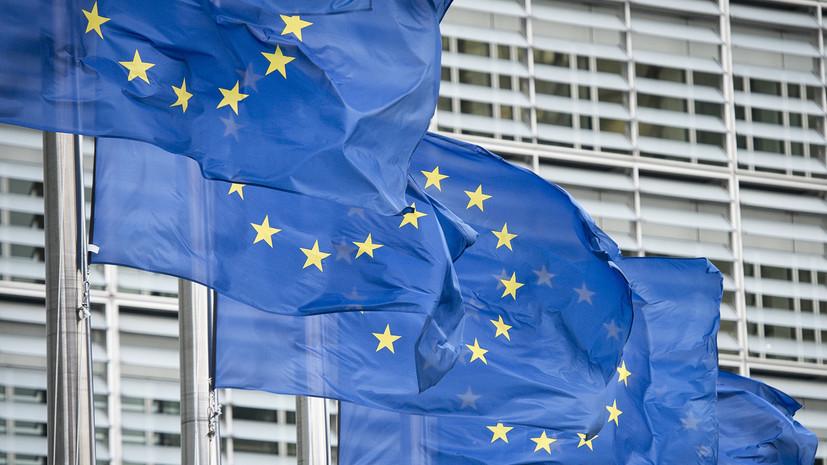 Совет ЕС призвал страны к сотрудничеству из-за коронавируса