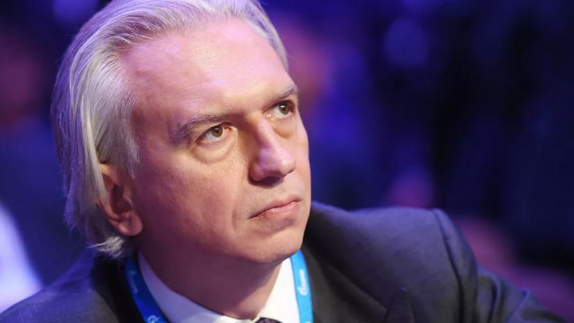 Дюков будет обсуждать лимит на легионеров с новым министром спорта Матыциным