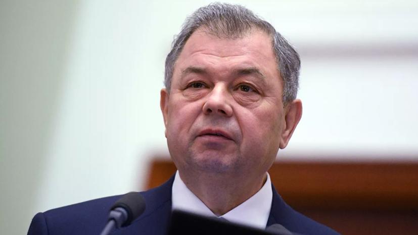 Экс-глава Калужской области прокомментировал свой уход в отставку