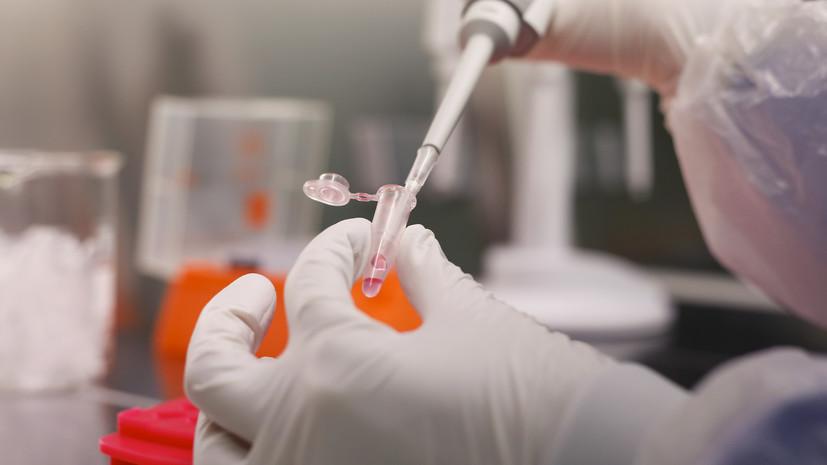 В России зарегистрирована тест-система для определения коронавируса