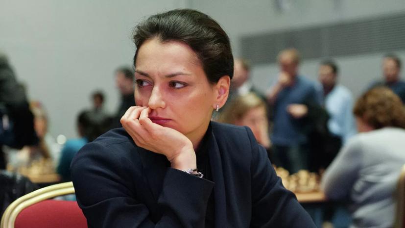 Шахматистки Костенюк и Гунина потерпели поражения в шестом туре турнира в Сент-Луисе
