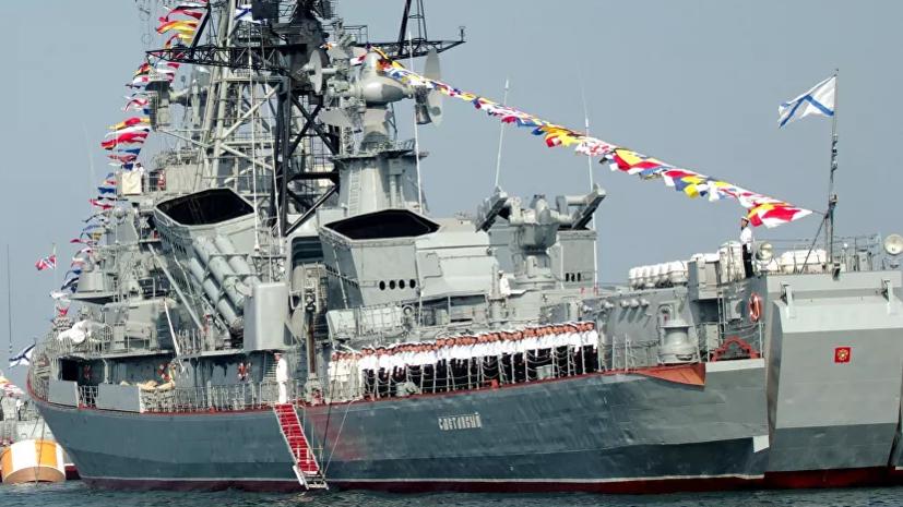 В Севастополе может появиться корабль-музей ЧФ