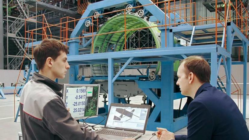 В Госдуме прокомментировали начало сборки первого серийного Ил-114-300