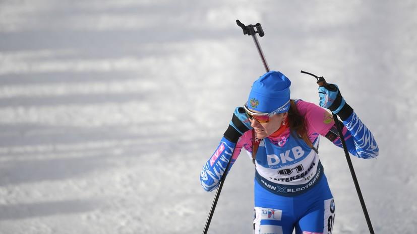 13 промахов и минимум шансов на медали в пасьюте: как россиянки провалили женский спринт на ЧМ по биатлону