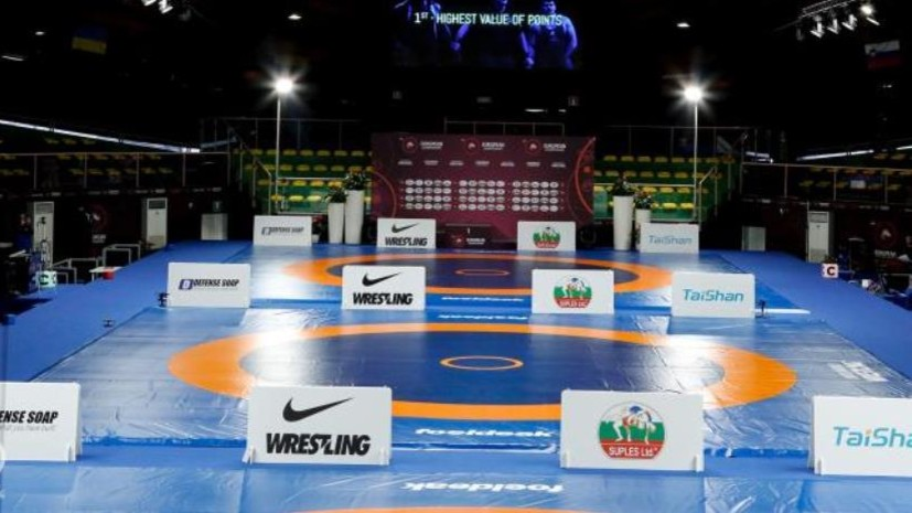 Тражукова завоевала серебро ЧЕ по борьбе в весе до 62 кг