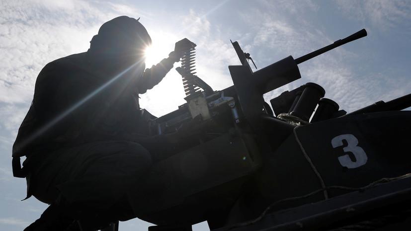 Венесуэла готовит масштабные военные учения
