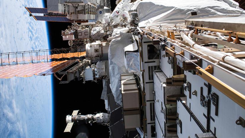 СМИ: В конце мая США начнут летать к МКС на коммерческих кораблях