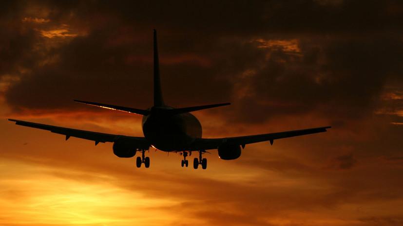 В США повысят пошлины на самолёты из ЕС до 15%