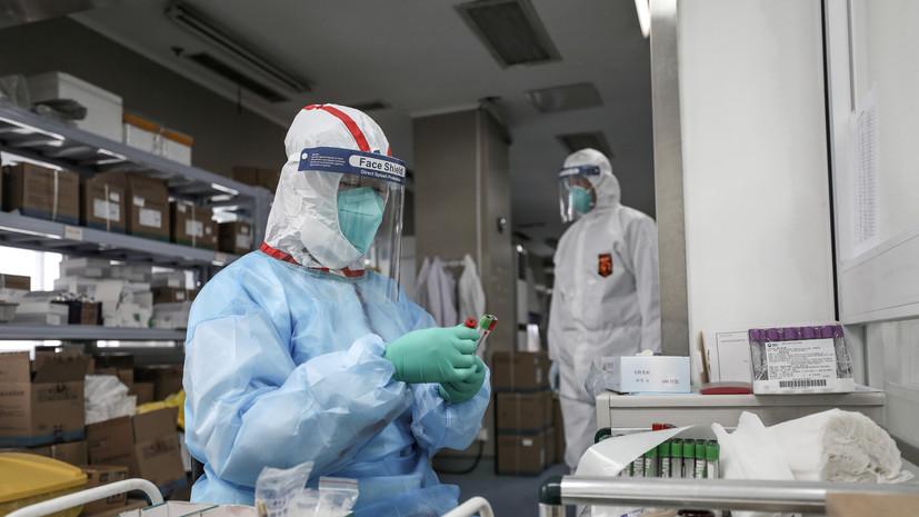 В КНР заявили о мобилизации более 25 тысяч медиков в Хубэе