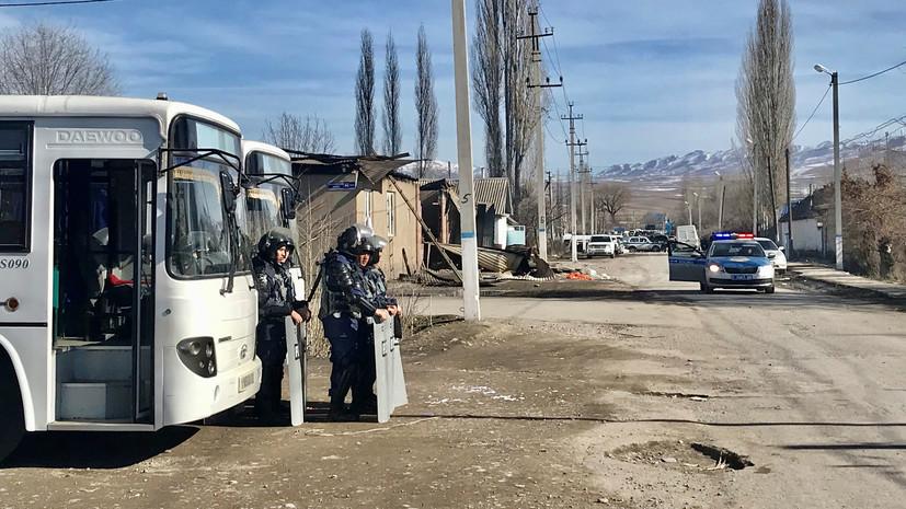 В Казахстане уточнили число пострадавших в беспорядках на юге страны