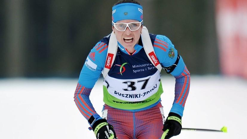 Олимпийская чемпионка Слепцова признана виновной в употреблении допинга