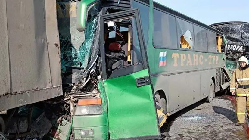 Число пострадавших в ДТП в Калмыкии возросло до 11