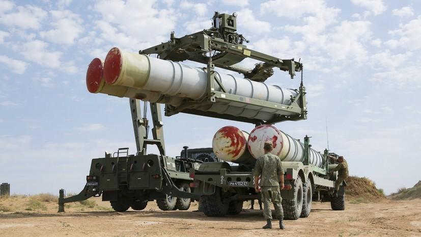Чавушоглу: ситуация в Идлибе не повлияет на поставку Турции С-400
