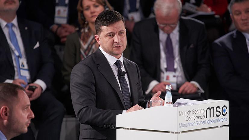 «Абсурдные идеи»: в России ответили на намерение Зеленского «провести» выборы в Крыму