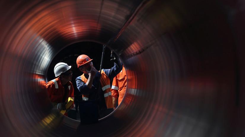 «Газпром» ответил на слова США о перспективах «Северного потока — 2»