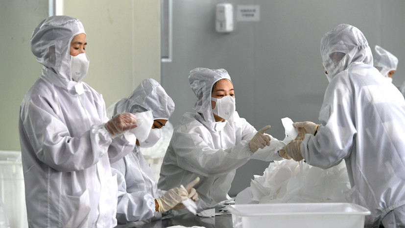 Число заражённых коронавирусом в Китае возросло до 68,5 тысяч