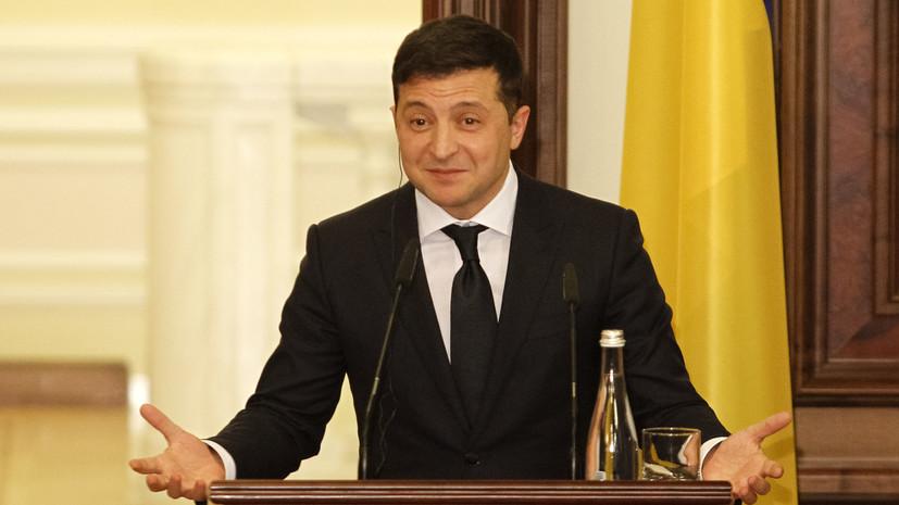 Скабеева заявила об «украинском феномене» Зеленского