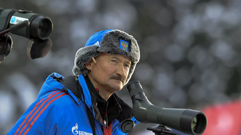 Драчёв ответил, доверяет ли главному тренеру сборной России Хованцеву