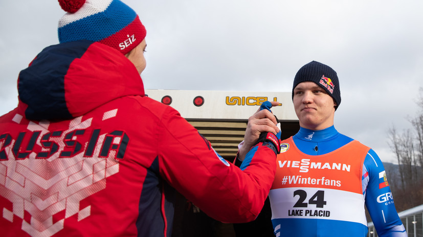Репилов выиграл золото на ЧМ по санному спорту в Сочи