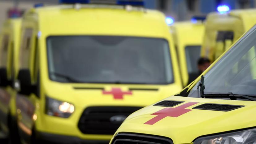 В Пензе семь человек пострадали в ДТП с маршруткой