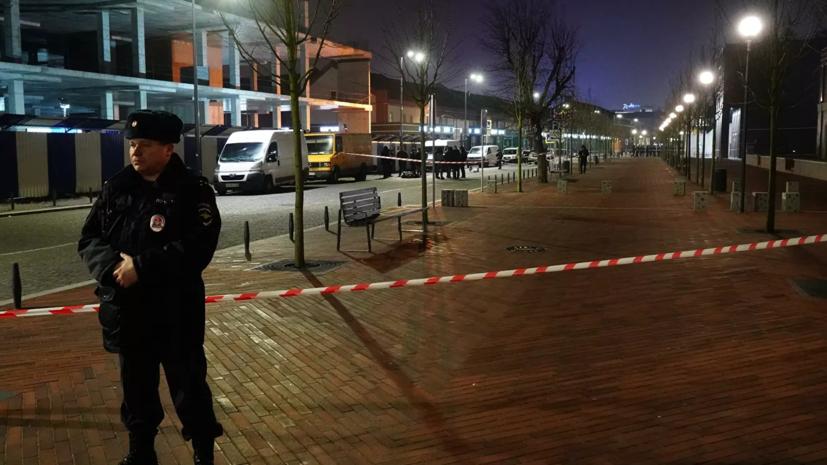 Источник рассказал об оставленнойстрелком в Калининграде записке