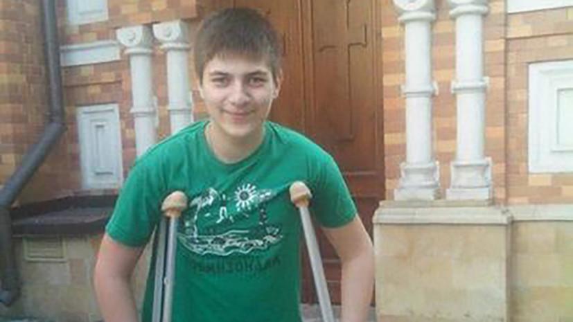 Сергей Дзебан стал инвалидом после ранения