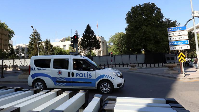 В Турции задержали осквернивших могилы христиан вандалов