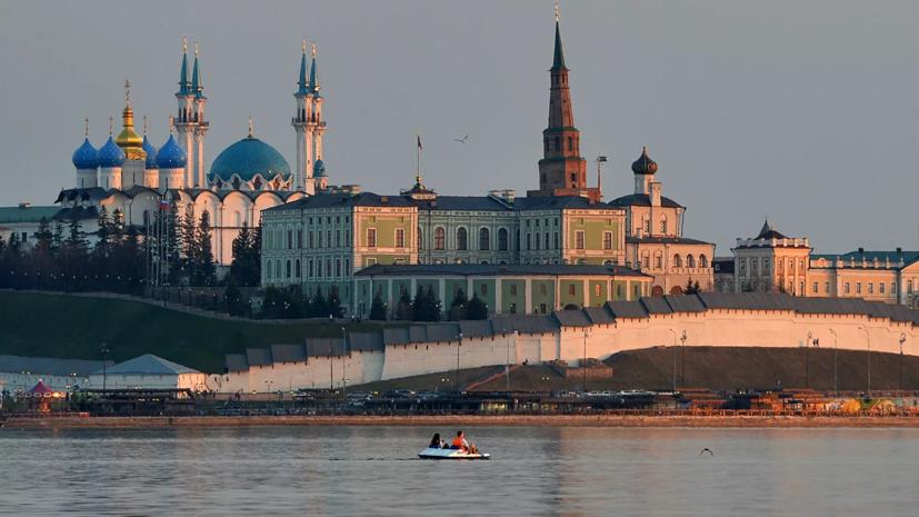 В 2019 году Казань посетили 3,5 млн туристов