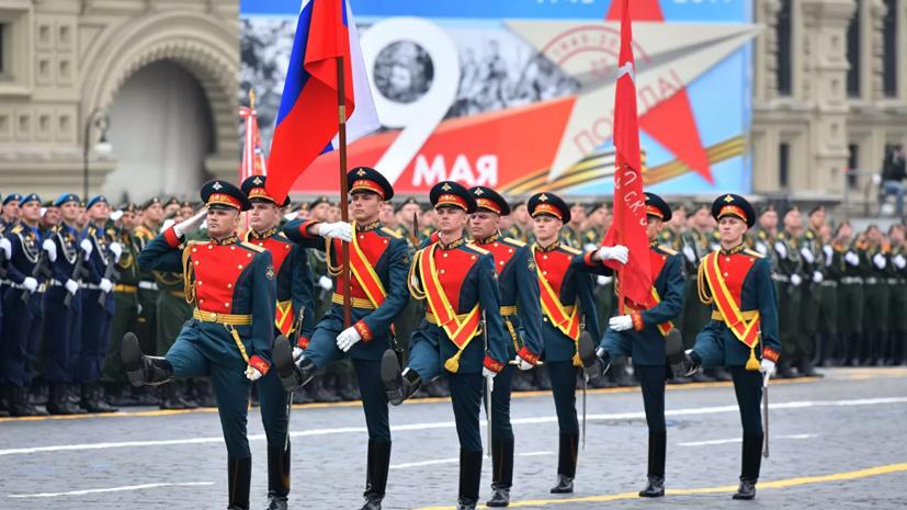На Украине предложили направить делегацию Рады на День Победы в Москву