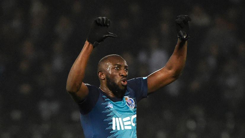 «В этой борьбе клубные цвета не имеют значения»: футболист «Порту» Марега покинул поле после расистских оскорблений