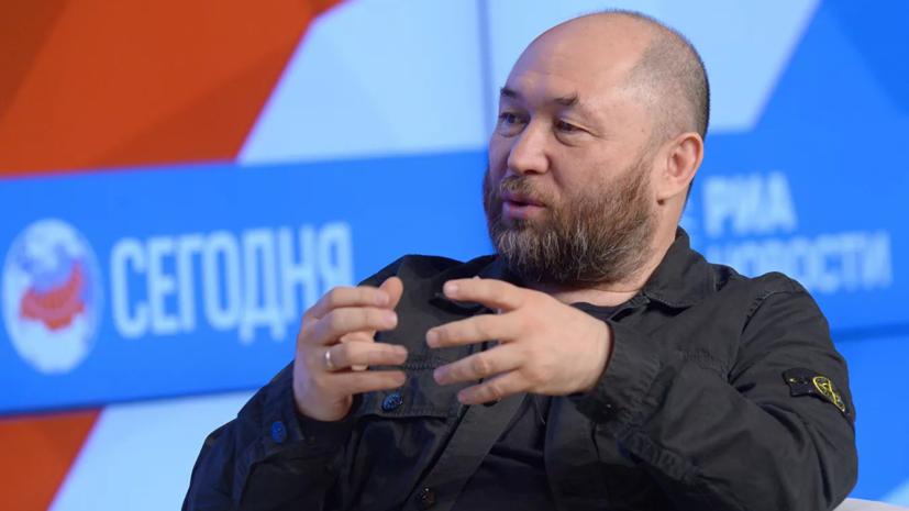 Бекмамбетов рассказал о фильме про лётчика Девятаева