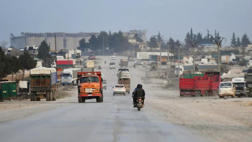 В Алеппо возобновляется работа аэропорта