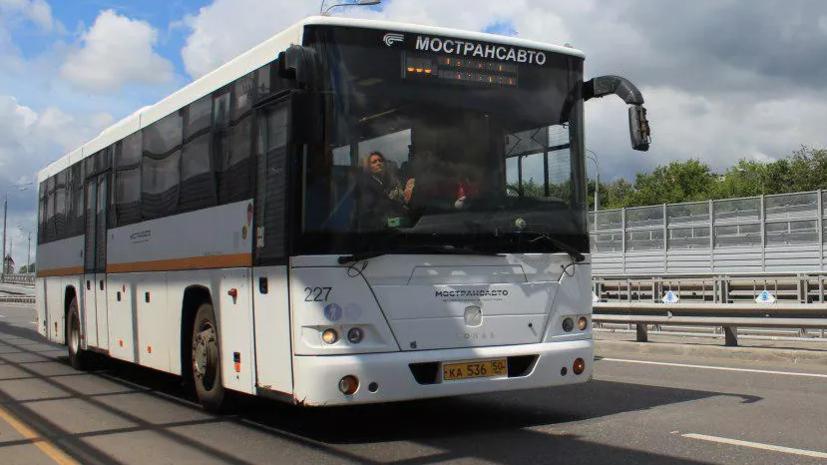 Автобусы Мострансавто перевезли около 55 млн человек с начала года