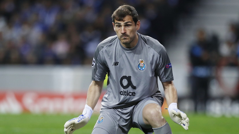 Касильяс намерен баллотироваться на пост главы испанской футбольной федерации