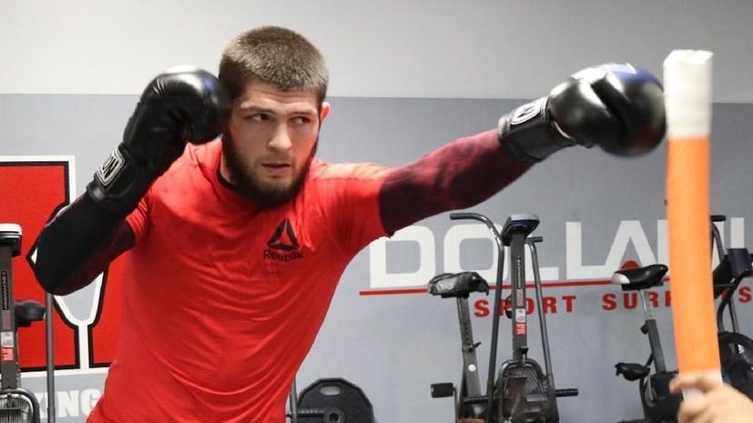 Нурмагомедов пошутил над бойцом UFC Махачевым в Instagram