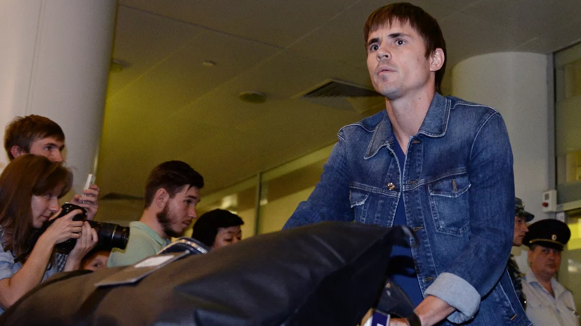 Экс-футболист Торбинский заявил, что не хочет возвращаться в Россию из США