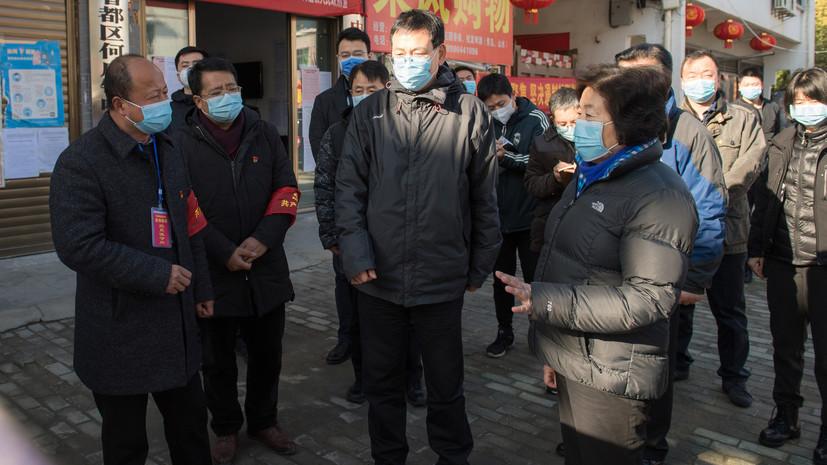 Чехия направит в Китай самолёт с гумпомощью