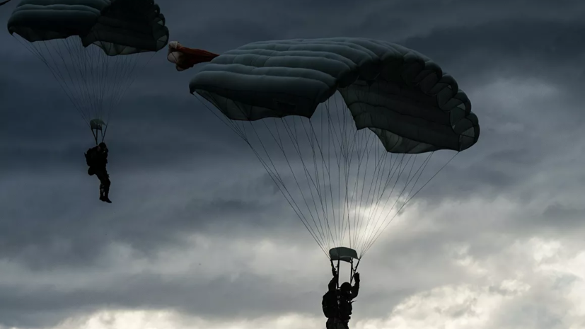 Под Псковом начались учения десантников России иБелоруссии