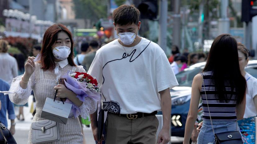 В Сингапуре начнут наказывать нарушителей домашнего карантина