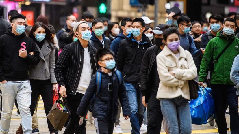 Эксперты оценили возможные потери мировой экономики из-за коронавируса