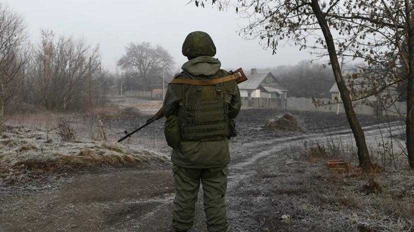 ЛНР и украинские военные сообщили об обстрелах позиций в Донбассе
