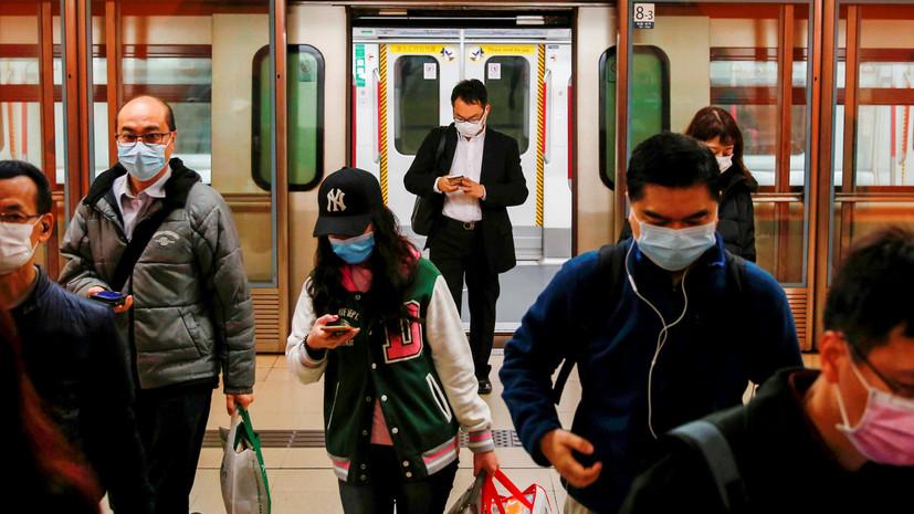 В Китае роботы помогут в борьбе с распространением коронавируса