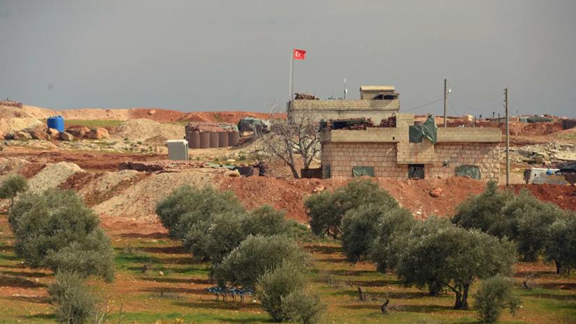 МИД России рассказал о переговорах с Турцией по Сирии в Москве