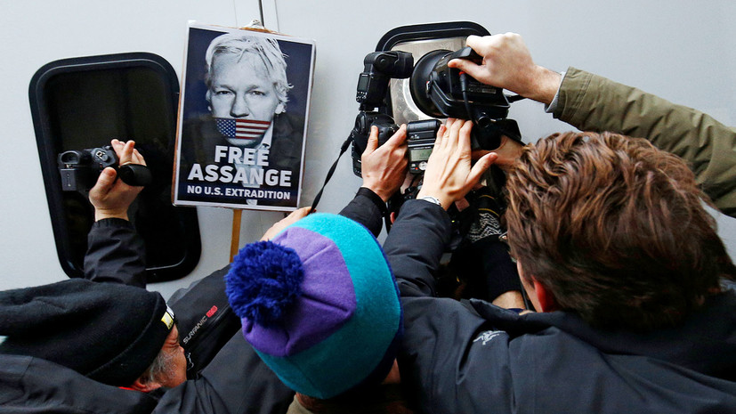«Разменная монета»: какую роль может сыграть брексит в дальнейшей судьбе Джулиана Ассанжа