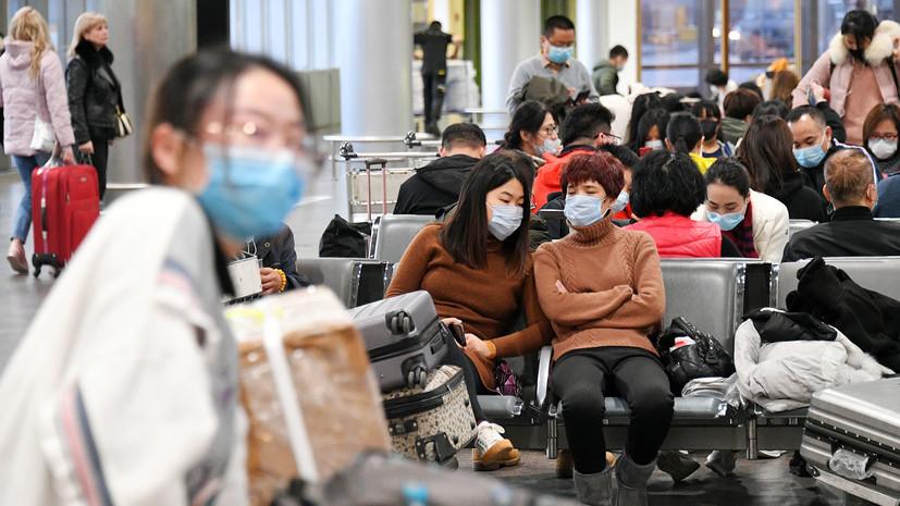 «Не затронет транзитных пассажиров»: Россия временно остановит въезд граждан Китая